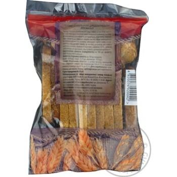 Сухари Фуршет Ванильные с изюмом 240г - купить, цены на Фуршет - фото 2