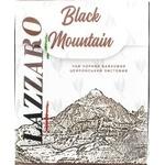 Чай черный Black mountain Lazzaro 20x3г