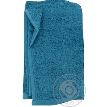 Полотенце махровое Меломан 40х70 см - купить, цены на Фуршет - фото 1