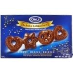 Пряники Only с молочным шоколадом 500г - купить, цены на Фуршет - фото 1