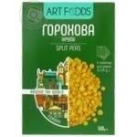 Горох колотий Art Foods 4*125г
