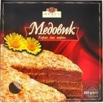Коржи для торта Медовик Мерси 500г