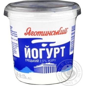 Йогурт ЯготинскоеГреческий 2.5% 300г - купить, цены на Фуршет - фото 3