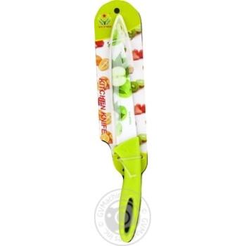 Нож металлокерамика 12 см - купить, цены на Фуршет - фото 1
