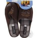 Обувь Marizel комнатная мужская 772 HUK - купить, цены на Фуршет - фото 1