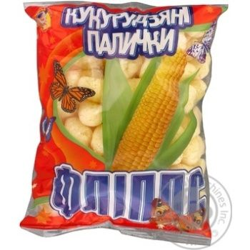 Stick Phlipps corn unglazed 65g Ukraine