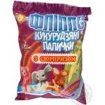 Снек Флиппс кукурузная сладкое 50г Украина