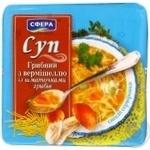 Суп Сфера с вермишелью 150г Украина