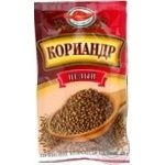 Spices cilantro Lyubystok whole 20g Ukraine