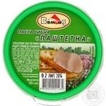 Pasta Vomond fish for sandwich 125g plastic cup Ukraine