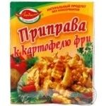 Spices Lyubystok for potato 30g Ukraine