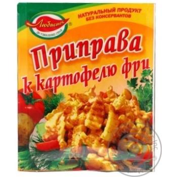 Spices Lyubystok for potato 30g Ukraine