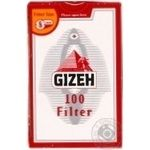 Filter Gizeh for cigarettes