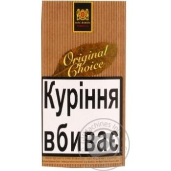 Тютюн Mc.Baren Original Choice 40г - купити, ціни на Novus - фото 3