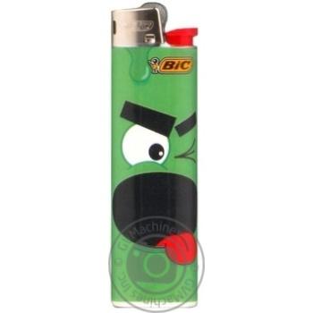 Запальничка BIC J3 Смайл - купити, ціни на Varus - фото 1