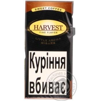 Сигары Harvest Sweet Coffee 10шт