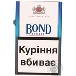 Cigarettes Bond 20pcs 25g Switzerland