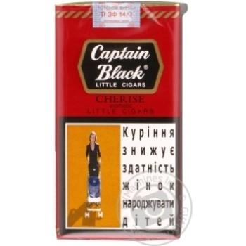 Сигари Captain Black LC Cherise 20шт - купить, цены на Novus - фото 4