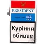 Сигареты Президент 25г