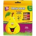 Economix Fresh Ideas Oily Chalk 24 Colors