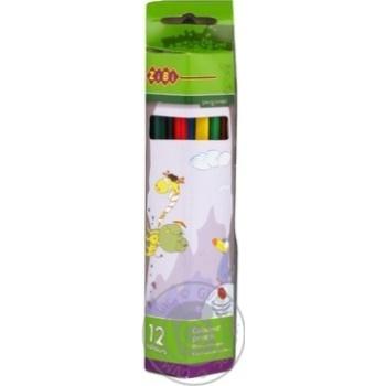 Pencil Zibi 12colors - buy, prices for Novus - image 5