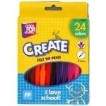 Фломастери Cool for School 18 кольорів CF15217