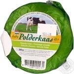 Сир гауда з травами твердий 48% 380г Голандія