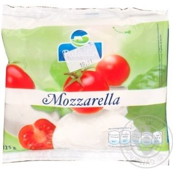 Cheese mozzarella Paladin Private import pickled 45% 125g - buy, prices for Furshet - image 3