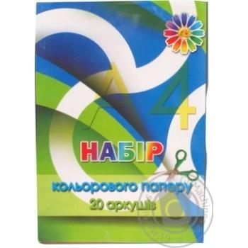 Paper Tetrada 20pcs - buy, prices for Novus - image 7