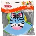 Cap Eventa paper for parties 6pcs