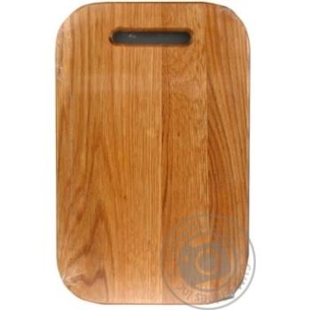 Дошка кухонна Sher Wood 23x36 прямоуг 0021D - купити, ціни на МегаМаркет - фото 2