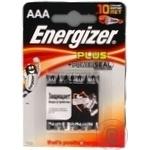 Батарейка Energizer Base AAA/ Lr03 Fsb4