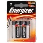 Батарейка Energizer Alk Power C 2шт