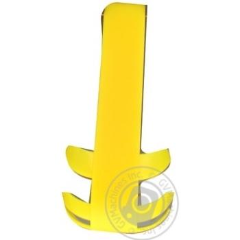 Ложка для спагетти Sacher желтая - купить, цены на Фуршет - фото 4