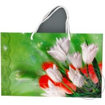 Gift Package 23х33х10cm in Assortment - buy, prices for Auchan - photo 7