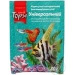 Food Topsi for fish 30g
