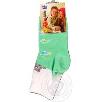 Носки детские Conte-Kids Tip-Top размер 14 в ассортименте