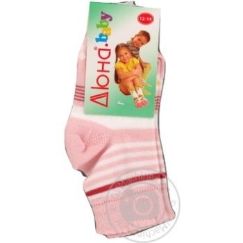 Носки Дюна детские белые 14-16р - купить, цены на Фуршет - фото 6