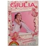 Колготи дитячі Giulia Адель 20ден модель1 б'янко р.128/134