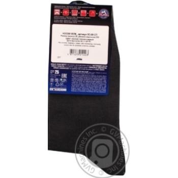 Носки мужские Diwari Classic темно-серый размер 25 - купить, цены на СитиМаркет - фото 5