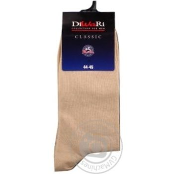 Sock Diwari Classic cotton for man 29-31 - buy, prices for Novus - image 3