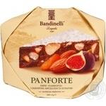 Pie Palazzo bandinelli Panforte with fig 280g Ukraine