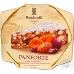 Pie Palazzo bandinelli Panforte with dried apricots 280g Ukraine