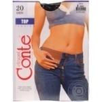 Колготи жіночі Conte Top 20ден р.2 Nero - купити, ціни на CітіМаркет - фото 2
