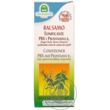 Natura House Hair Conditioner PBC + Provitamin B5 250ml - buy, prices for MegaMarket - image 1