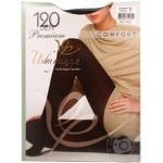 Колготы женские Интуиция Comfort Premium120черн р5 шт