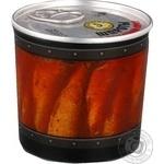 Sprats Brivais vilnis in tomato sauce 240g Latvia