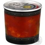 Fish herring Brivais vilnis in tomato sauce 240g Latvia