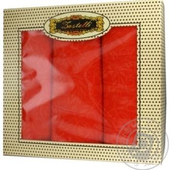 Рушник махровий Zastelli Фігурка  25*50см - купить, цены на Novus - фото 1