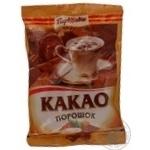 Какао Первоцвет для выпекания 100г Украина